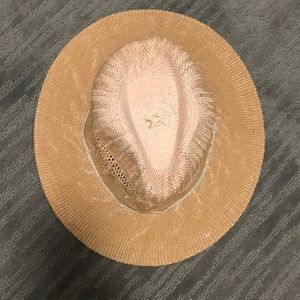 NWOT Anthropologie straw hat